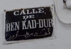 """Zanqa Ben Kad-dur"""